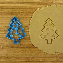 Pomôcky - vykrajovačka vianočný stromček - 5910515_