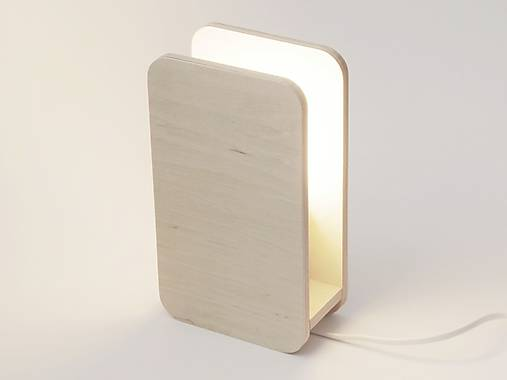 Nočná lampa (rôzne tvary) + LED žiarovka