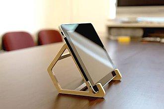 Pomôcky - Drevený stojan na tablet - 5908071_