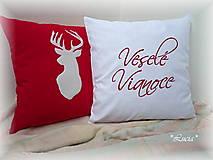 - Veselé Vianoce obliečka - 5910433_
