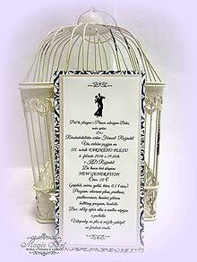 Papiernictvo - Pozvánky na ples - vstupenky