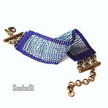 Náramky - Modrý - 5908557_