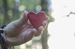 Odznaky/Brošne - Srdce. - 5908963_