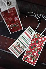 Papiernictvo - Visačky na darčeky *5 - 5913117_
