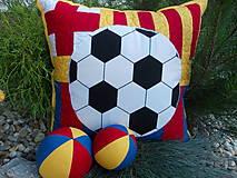 "Úžitkový textil - Vankúš ""FC BARCELONA"" - 5914784_"