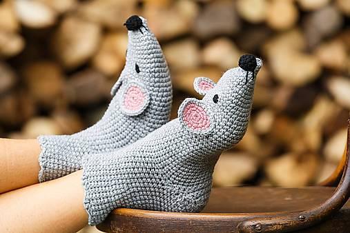 Myškové ponožky