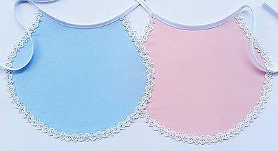 Iné doplnky - svadobné podbradníky- v akejkoľvek farbe - 5913923_