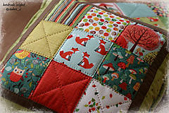 Úžitkový textil - forest friends - 5913023_