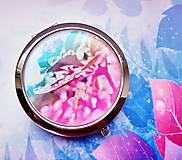 Zrkadielka - zrkadielko nostalgia po daždi - 5914978_