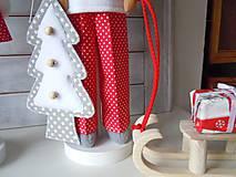 Bábiky - Vianočný párik - 5915211_