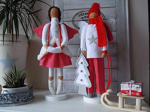 Vianočný párik