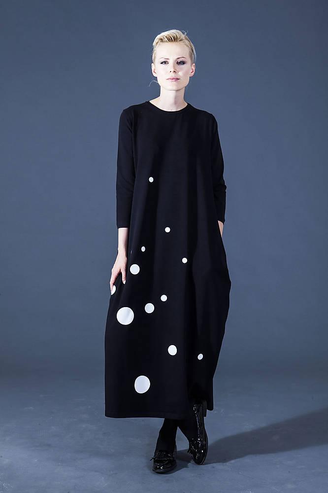 FNDLK úpletové šaty 50 BVqK MAXI   fundaluka - SAShE.sk - Handmade Šaty 6a50b871d69