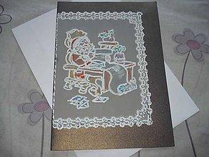 Papier - Vianočná pohladnica (.p12 - 5918597_