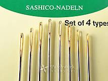 Pomôcky/Nástroje - Ihly Sashico Clover 2007 - 5917567_