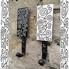 Nábytok - Black & White - 5922514_