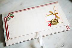 - Vianočná obálka na peniaze *5 - 5919949_
