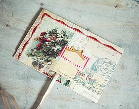 Papiernictvo - Vianočná obálka na peniaze *1 - 5919728_