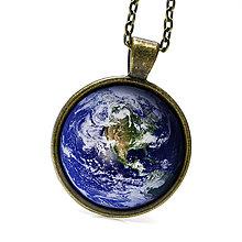 Náhrdelníky - Medailónik - MOTHER EARTH - 5920559_