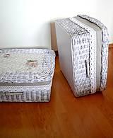 Košíky - Box patinka LUCKA/ks - 5920974_