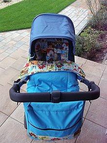 Úžitkový textil - Nánožník na kočík Concord Wanderer - 5922894_