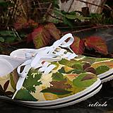 Obuv - Podzimní listí - 5923046_