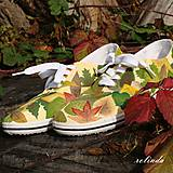 Obuv - Podzimní listí - 5923048_