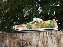 Obuv - Podzimní listí - 5923049_