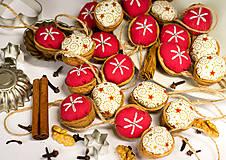 Dekorácie - Vianočné hviezdy - 5925975_