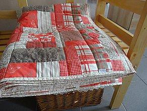 Úžitkový textil - Prehoz - Dych jesene - 5925086_