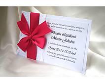- svadobné oznámenie 126 - 5924393_