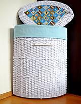 Košíky - Na prádlo AJKA - 5923838_