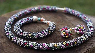 Sady šperkov - súprava colours 1 - 5928245_