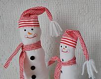 Dekorácie - snehuliaci_2 - 5928357_