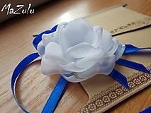 Náramky - svadobný náramok pre družičky - 5933423_