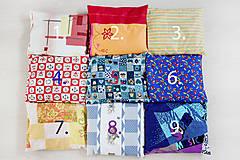 Úžitkový textil - Nezábudka: Pohánkový nahrievací vankúšik - 5937007_