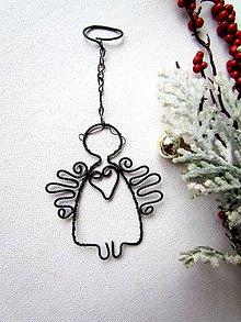 Iné - anjelik na retiazke - 5935576_