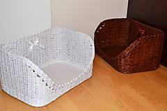 Košíky - Pre štvornohých miláčikov/ks - 5939057_