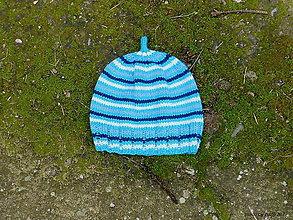 Detské čiapky - Permoníkovská - 5938303_