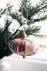 Dekorácie - Na stromček *1 Výpredaj! - 5941941_