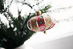 Dekorácie - Na stromček *1 Výpredaj! - 5941942_