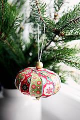 Dekorácie - Na stromček *1 Výpredaj! - 5941944_