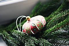 Dekorácie - Na stromček *1 Výpredaj! - 5941947_