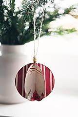 Dekorácie - Na stromček *2 Výpredaj! - 5941961_