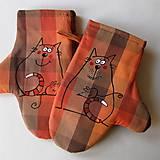 Úžitkový textil - ÚSMĚV pro ZUBAŘE - chňapky - 5943601_
