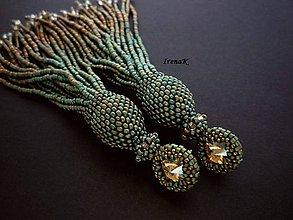 Náušnice - Medúza II. - 5943690_