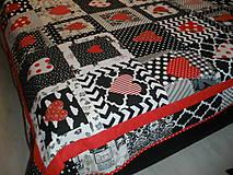 Úžitkový textil - ...prehoz pre Renatku... - 5940348_