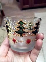 Svietidlá a sviečky - vianočný - 5941419_