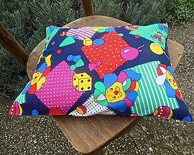 Textil - Nahrievacie vankúšiky pre deti - 5939930_