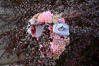 Ozdoby do vlasov - parta by michelle flowers - 5944601_