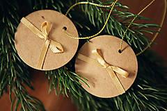 Dekorácie - Na stromček *6 - 5945584_